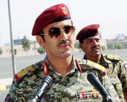 حقيقة إجتماع اللواءعسيري بـ احمد علي عبدالله صالح في الإمارات