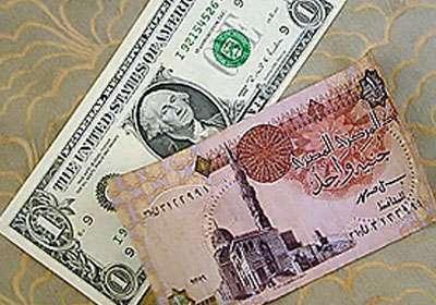 الدولار جنيه دولار