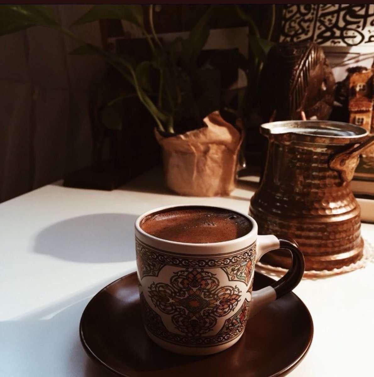 """اليوم العالمي للقهوة ومغردون ينشرون هاشتاق يوم القهوه العالمي  """" البن اليمني """" 2"""