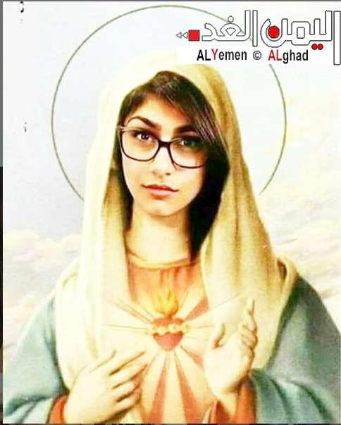 صور ميا خليفة 2018 وفضائح مايا ميا خليفة التي اثارة ضجه بسبب صورتها بالمس على المقدسات miakhalifa